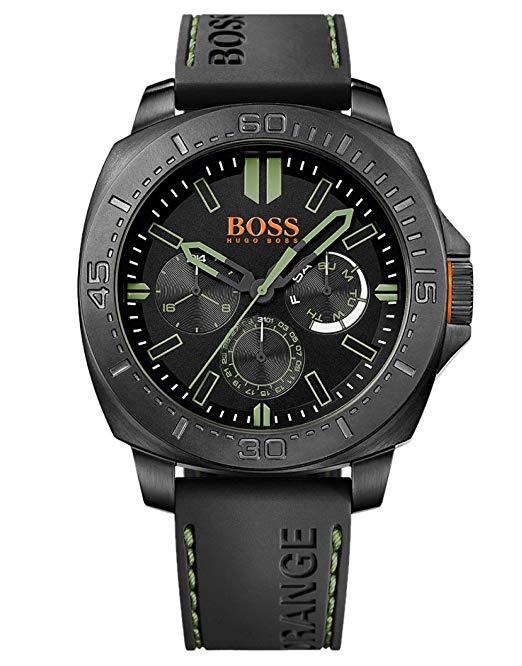 Hugo Boss Orange Armbanduhr amazon