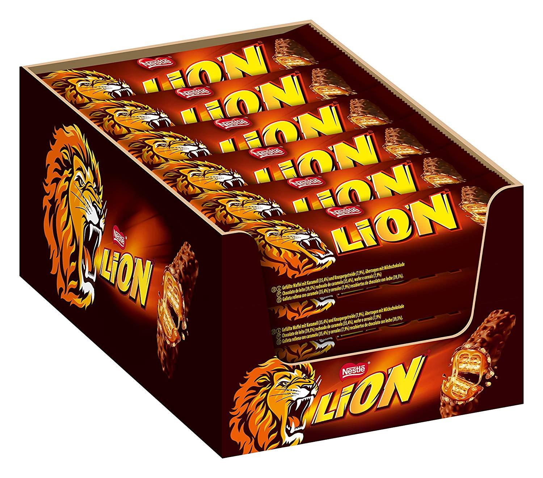 Lion Nestle Megapack amazon