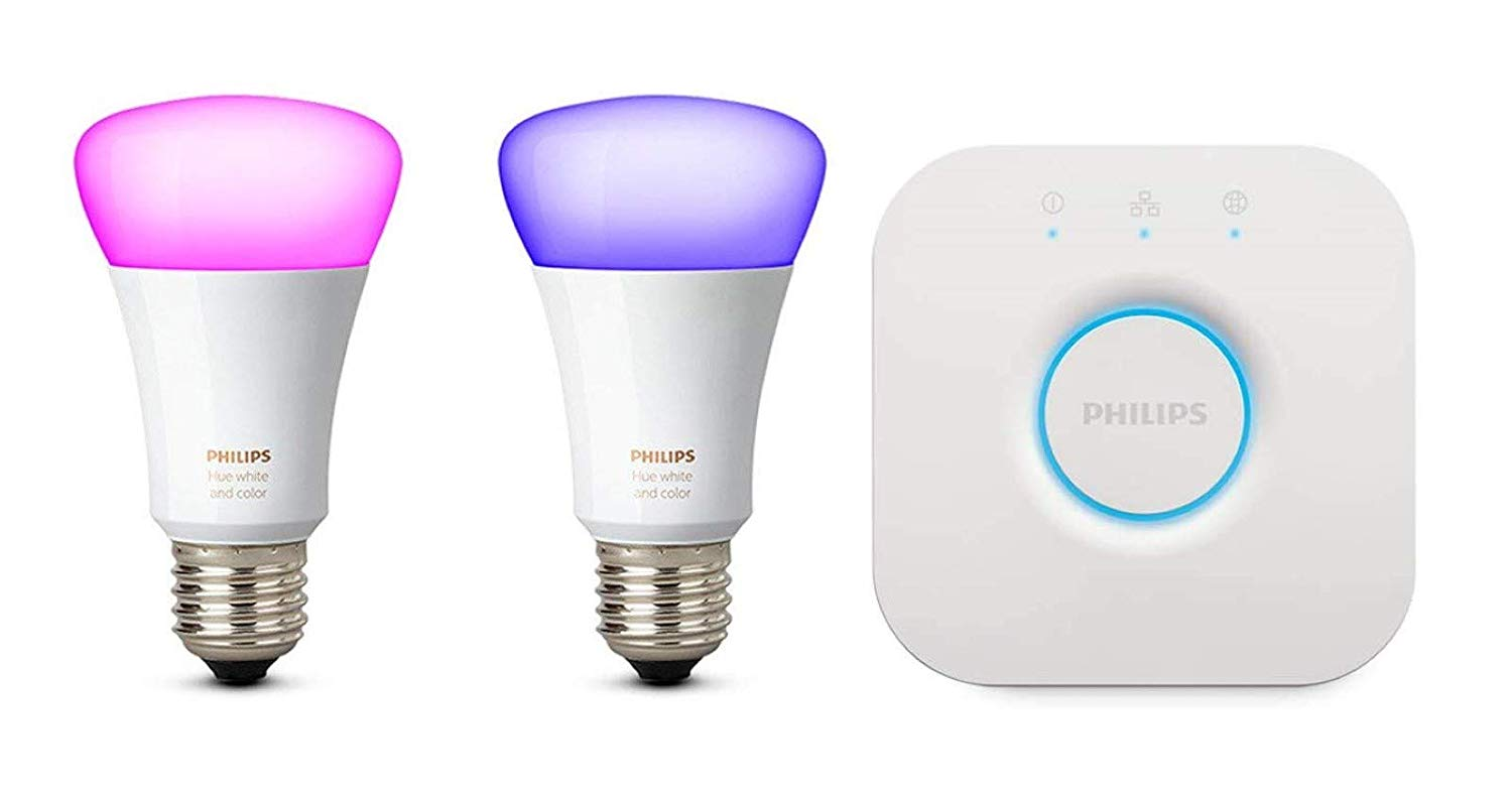 Philips Hue Starterset amazon