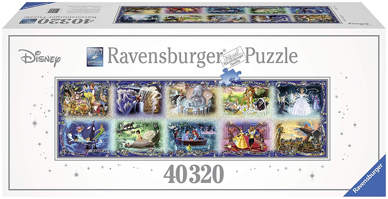 Ravensburger Disney Puzzle amazon