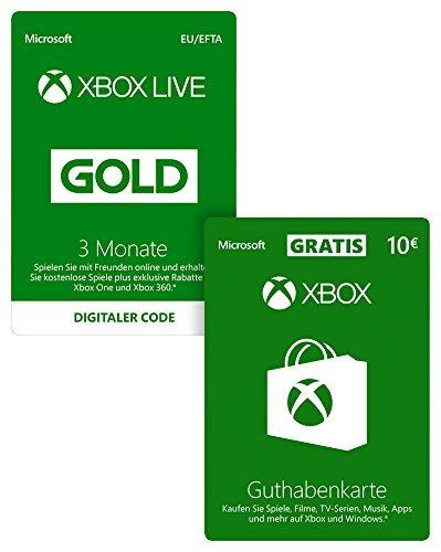 Xbox Live Gold amazon