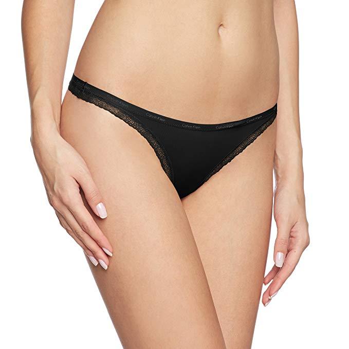 Calvin Klein Damen String amazon
