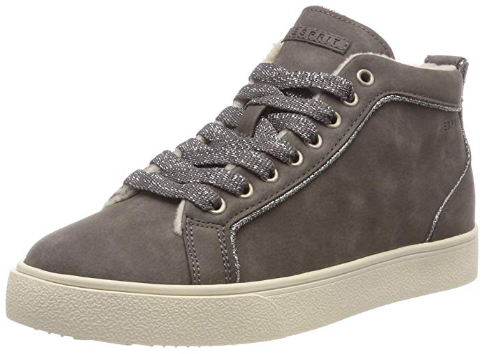 Esprit Damen Sneakers warm amazon