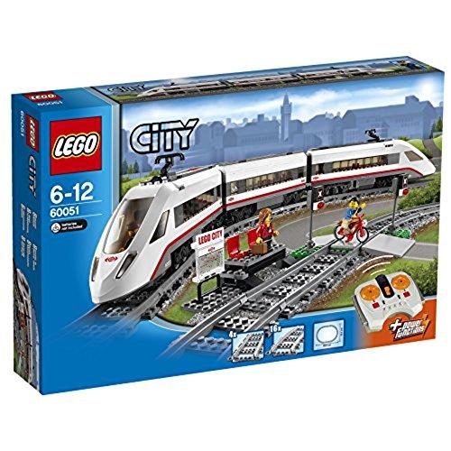 Lego City Hochgeschwindigkeitszug amazon