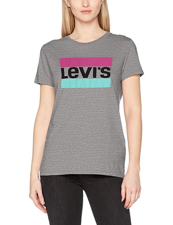 Levis T-Shirt Damen amazon