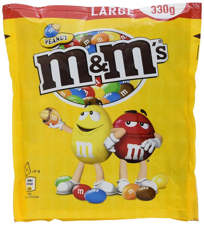 M und Ms Peanut amazon