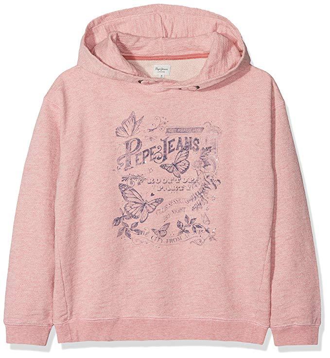 Pepe Jeans Mädchen Sweatshirt amazon