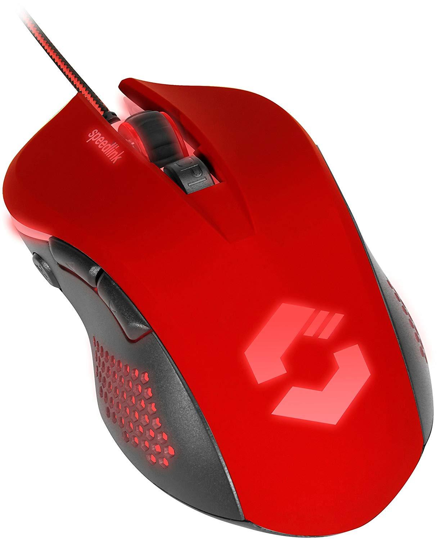 Speedlink Gaming Maus rot amazon