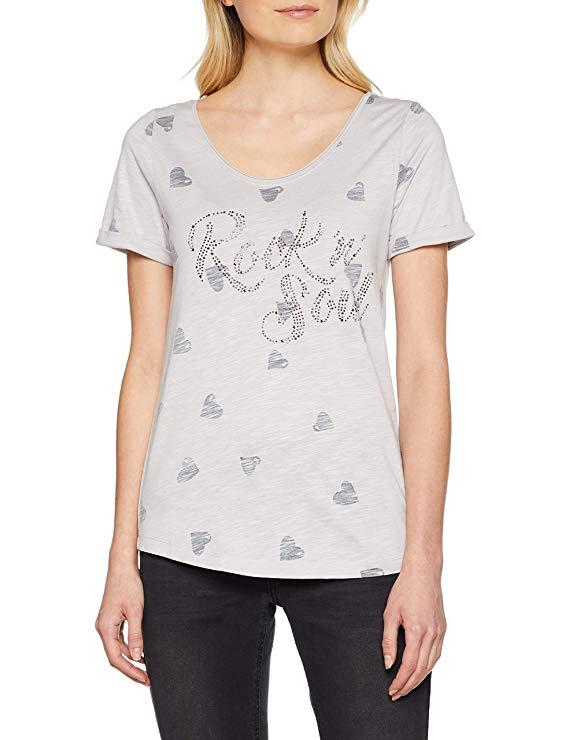 Street One Damen T-Shirt amazon