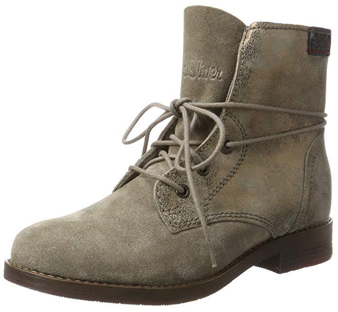 s.Oliver Damen Boots amazon
