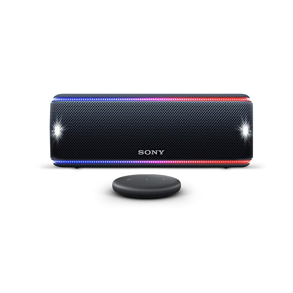 Amazon Echo Input + Sony Bluetooth Lautsprecher