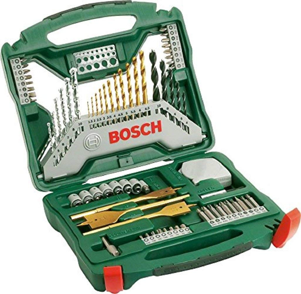 Bosch Titanium Bohrerset amazon