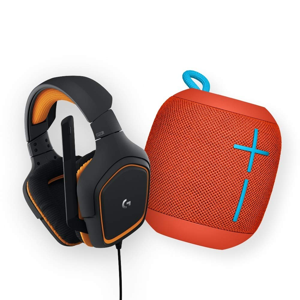 Bundle Ultimate Ears WonderBoom Prodig Kopfhörer amazon