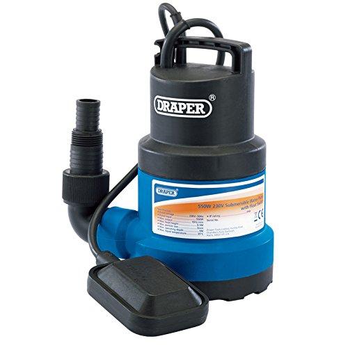 DRAPER Pumpe amazon