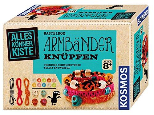 Kosmos Bastelbox Armbänder amazon