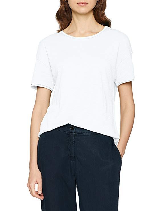 Marc O'Polo Basic Damen T-Shirt amazon