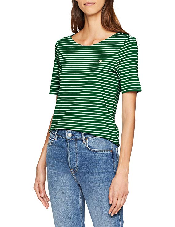 Marc O'Polo Damen T-Shirt amazon
