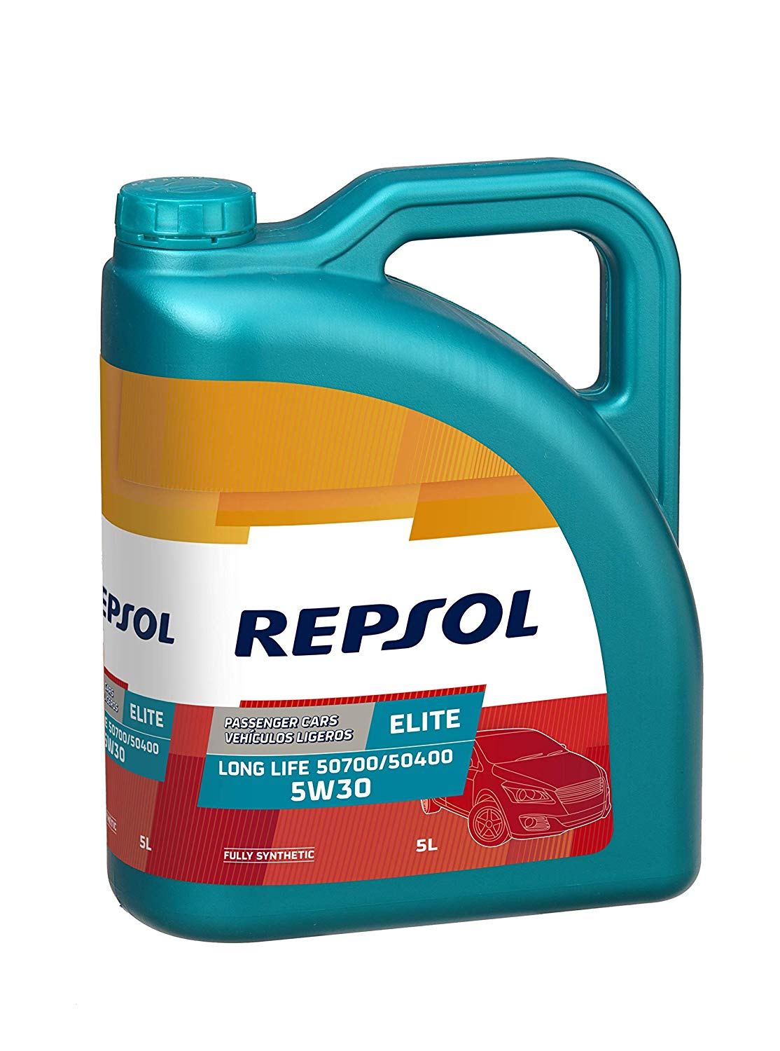 Repsol Elite Long Life Motoröl amazon