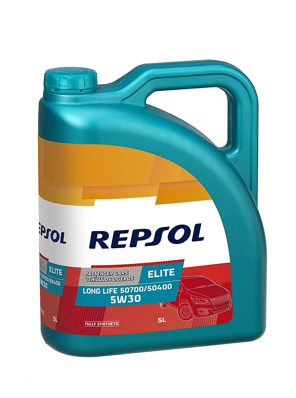 Repsol Elite Long Life Motoröl amazon