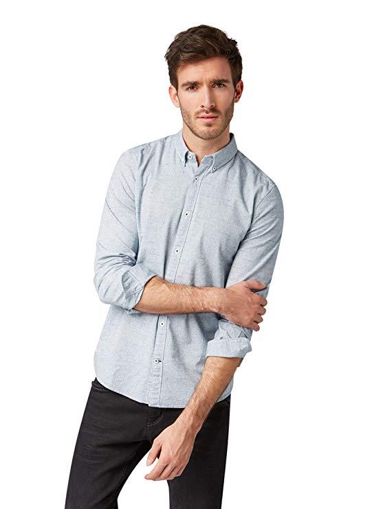 Tom Tailor Freizeithemd amazon