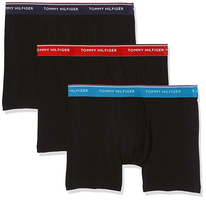 Tommy Hilfiger Boxershorts 3er Pack amazon