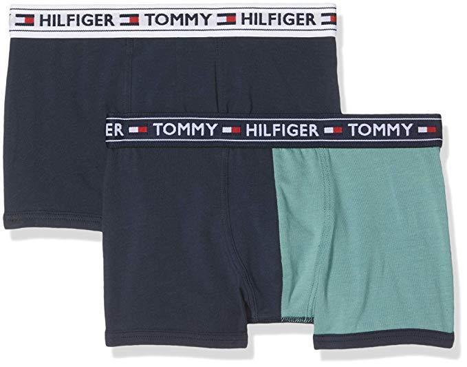 Tommy Hilfiger Boxershorts Jungern 2er Pack amazon