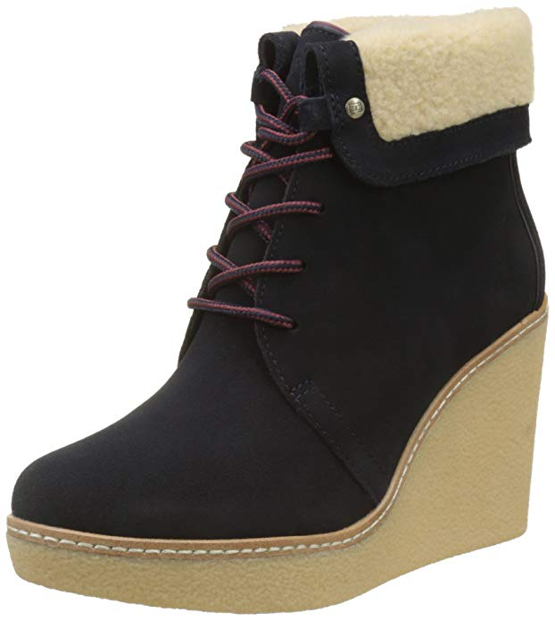 Tommy Hilfiger Damen Boots amazon