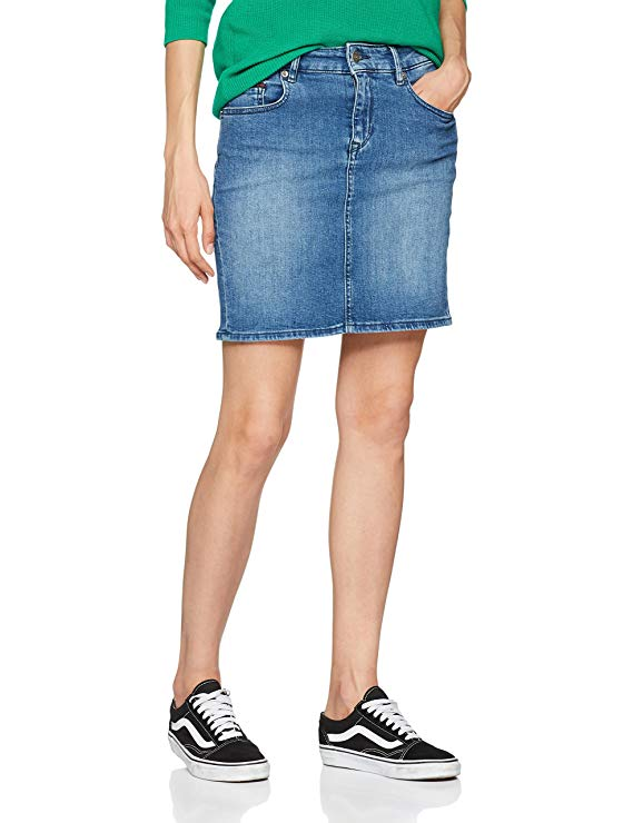 Tommy Jeans Jeansrock amazon