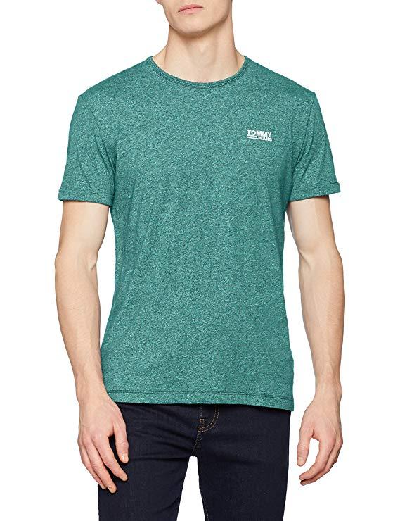 Tommy Jeans T-Shirt amazon grün