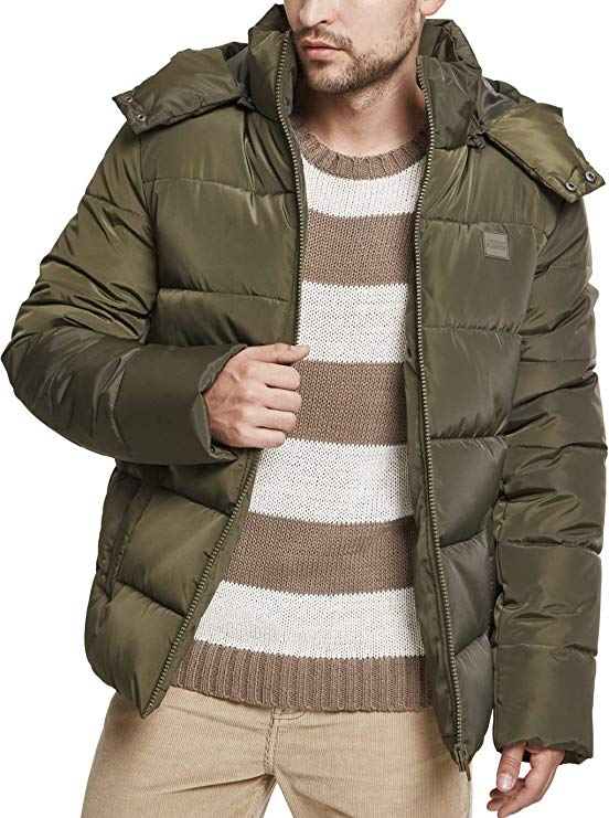 Urban Classics Herren Winterjacke amazon