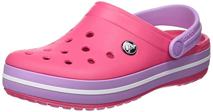 crocs Damen pink amazon