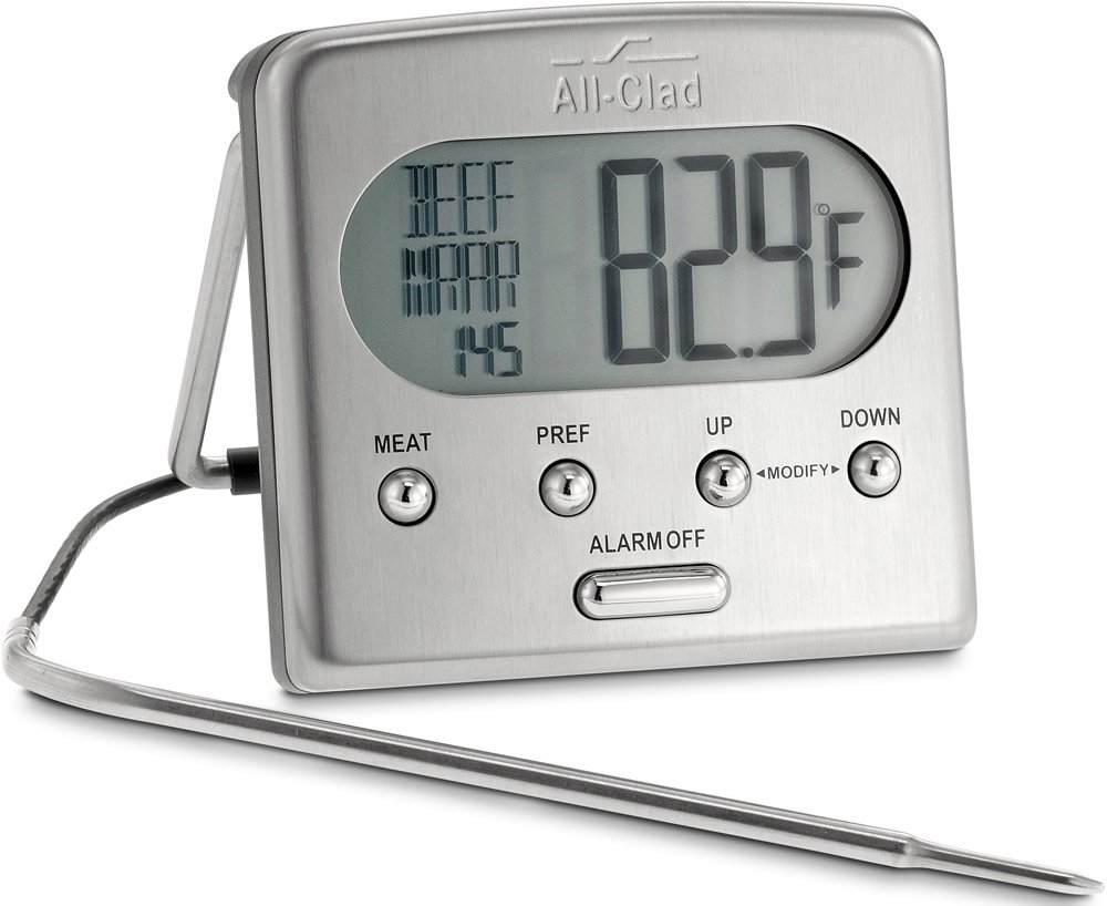 All-Clad Bratenthermometer amazon
