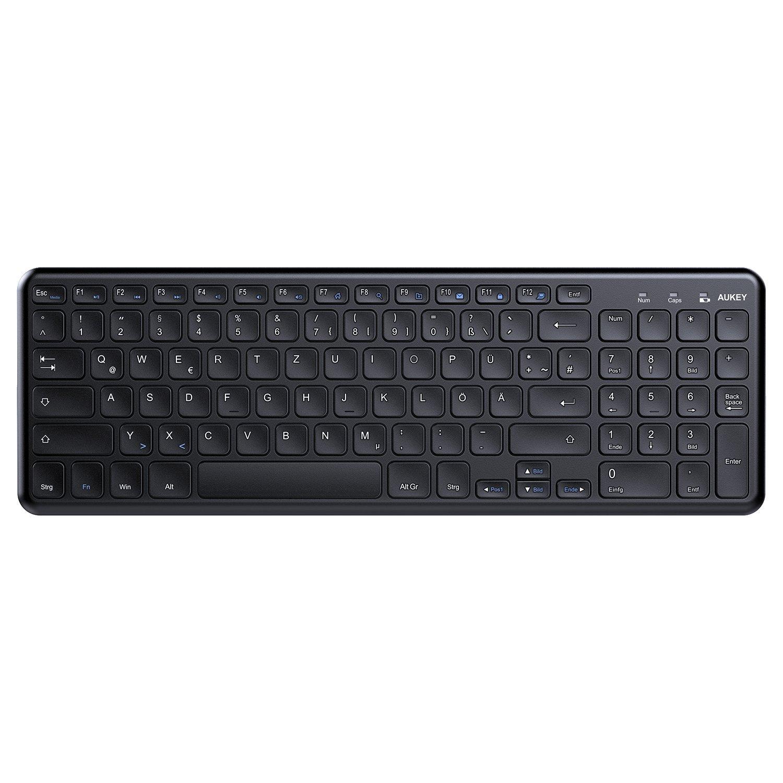 Aukey wireless Tastatur amazon