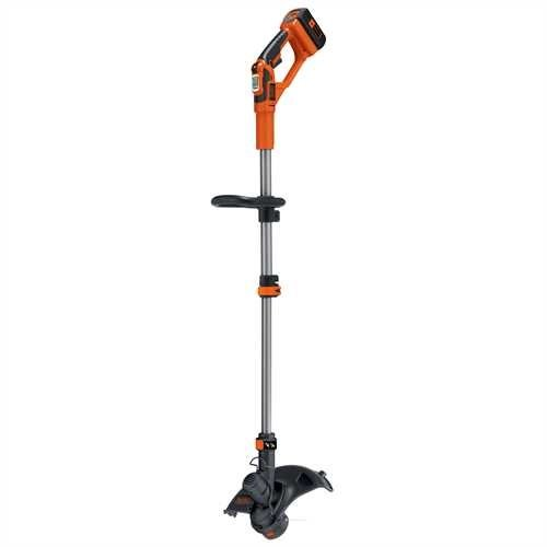 Black + Decker Akku Rasentrimmer amazon