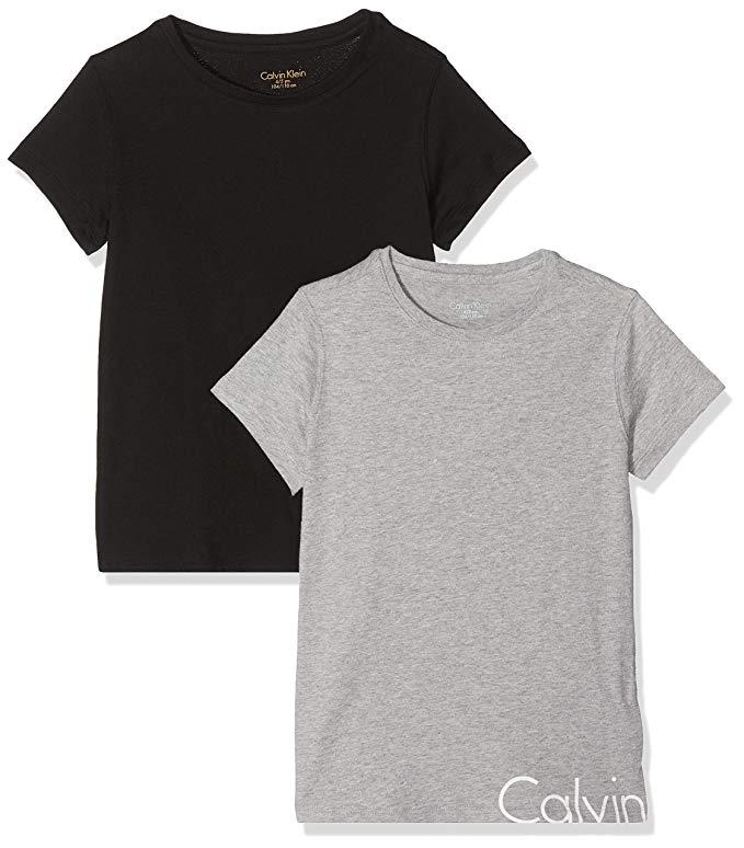 Calvin Klein T-Shirts Mädchen amazon
