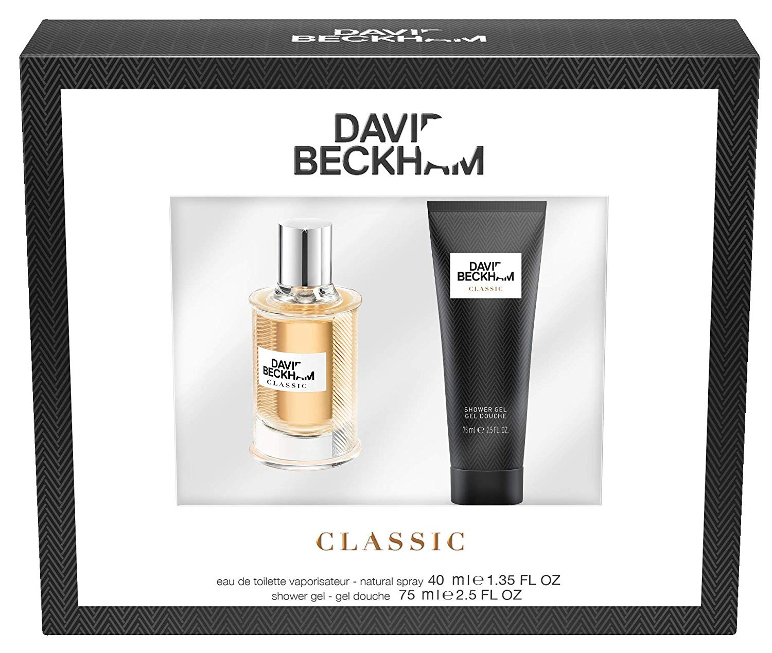 David Beckham Classic Duftset amazon