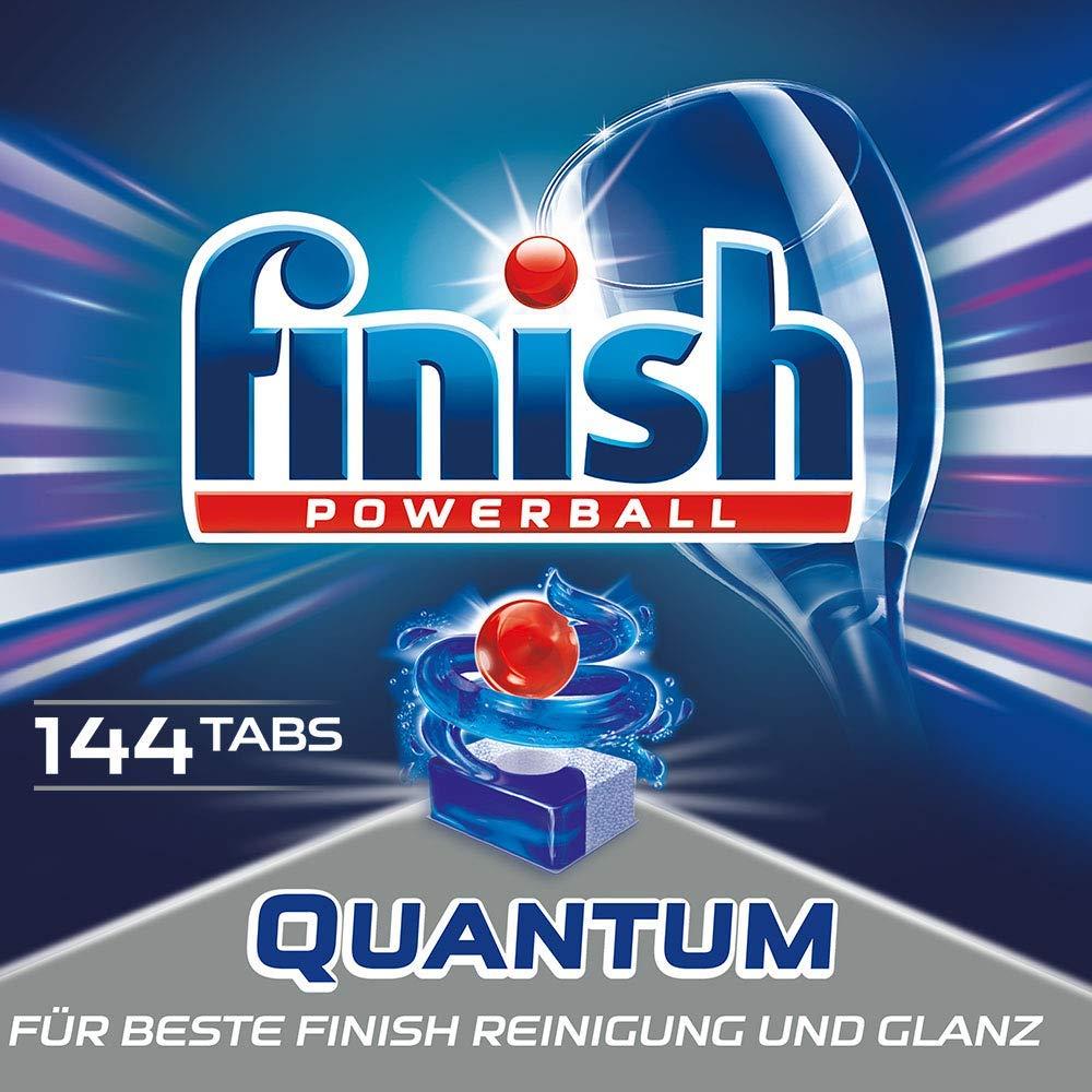 Finish Quantum Powerball Spülmaschinentabs amazon