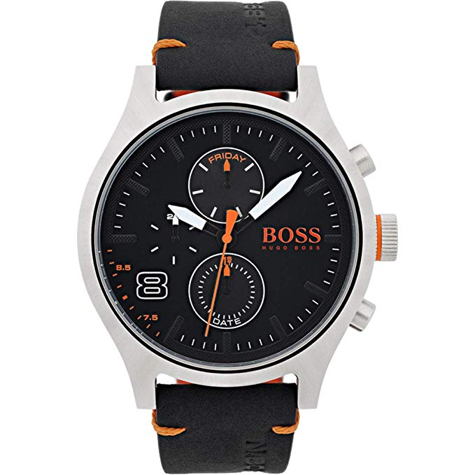 Hugo Boss Herren Armbanduhr amazon