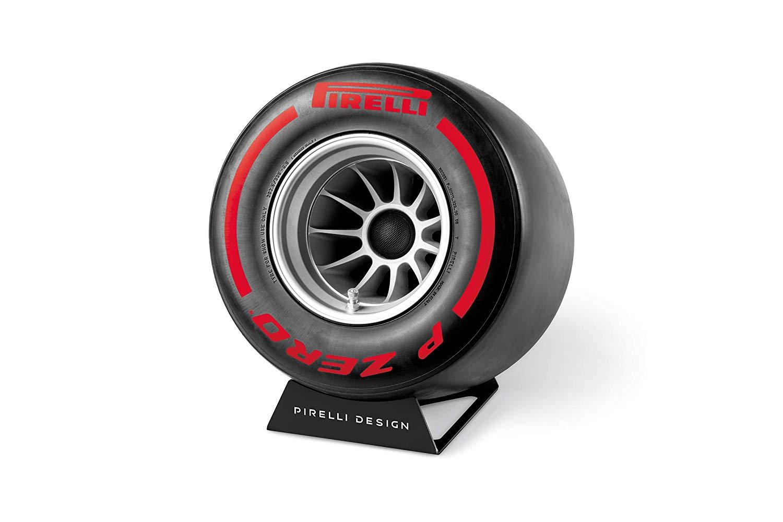 Ixoost Pirelli PZero Bluetooth Lautsprecher amazon