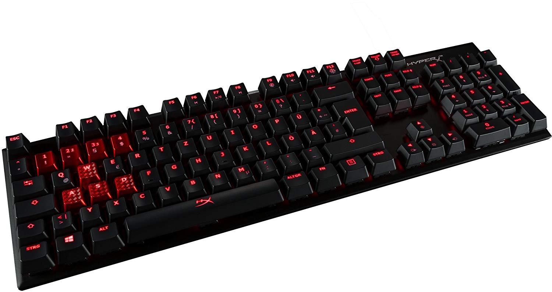 Kingston HyperX Gaming Tastatur amazon