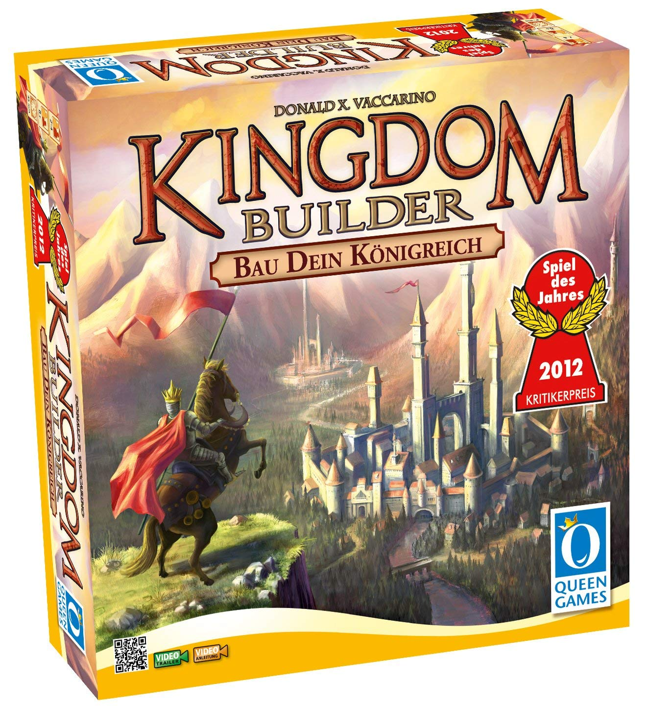 Kingdom Builder Queen Games amazon