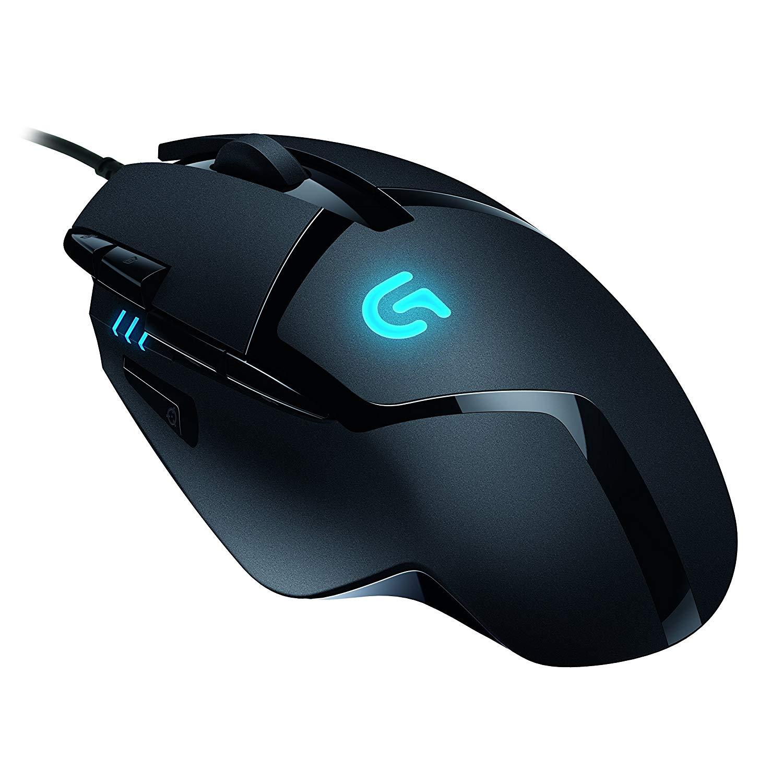 Logitech Fury G402 Gaming Maus amazon