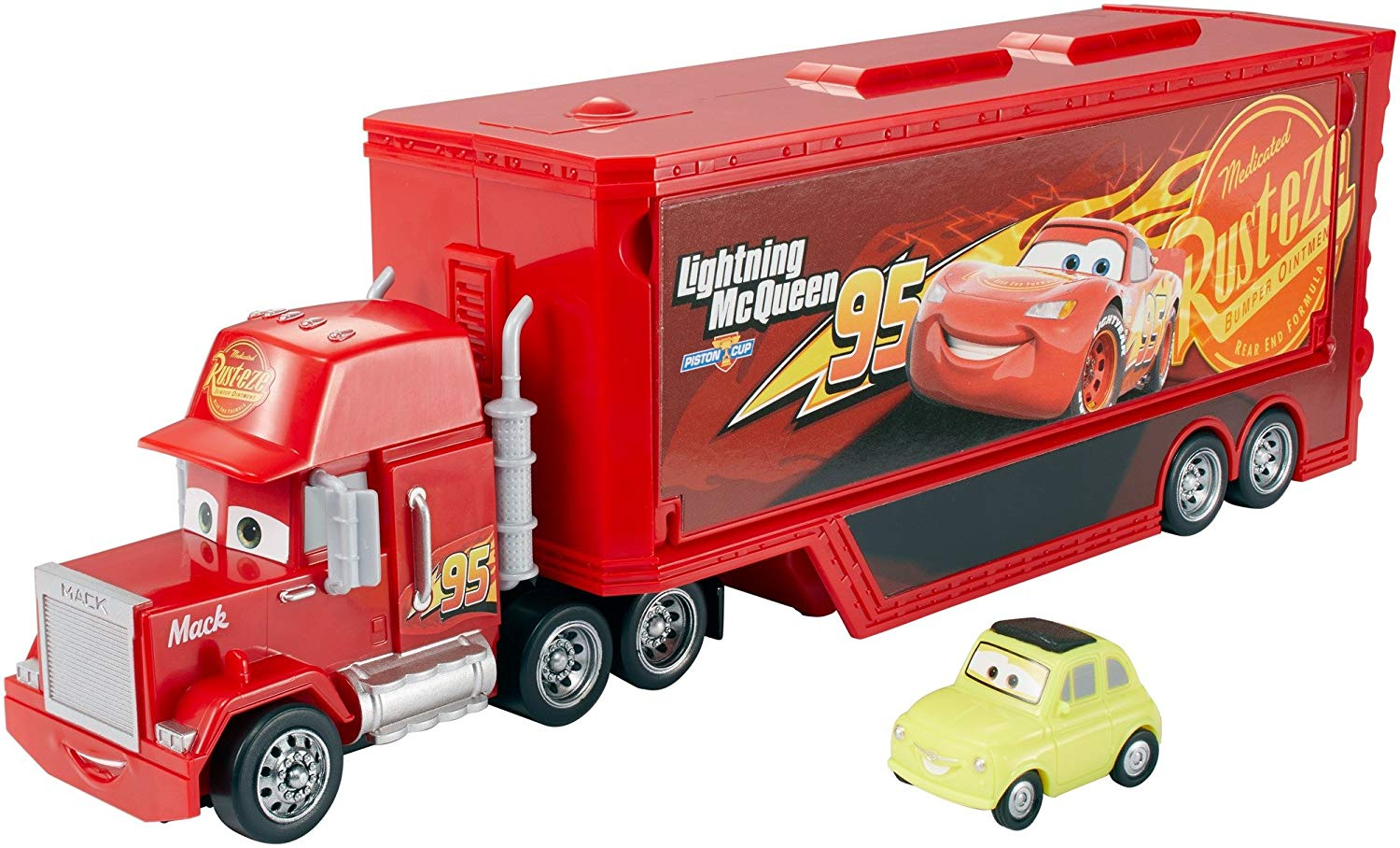 Mattel Cars 3 Reisetruck amazon