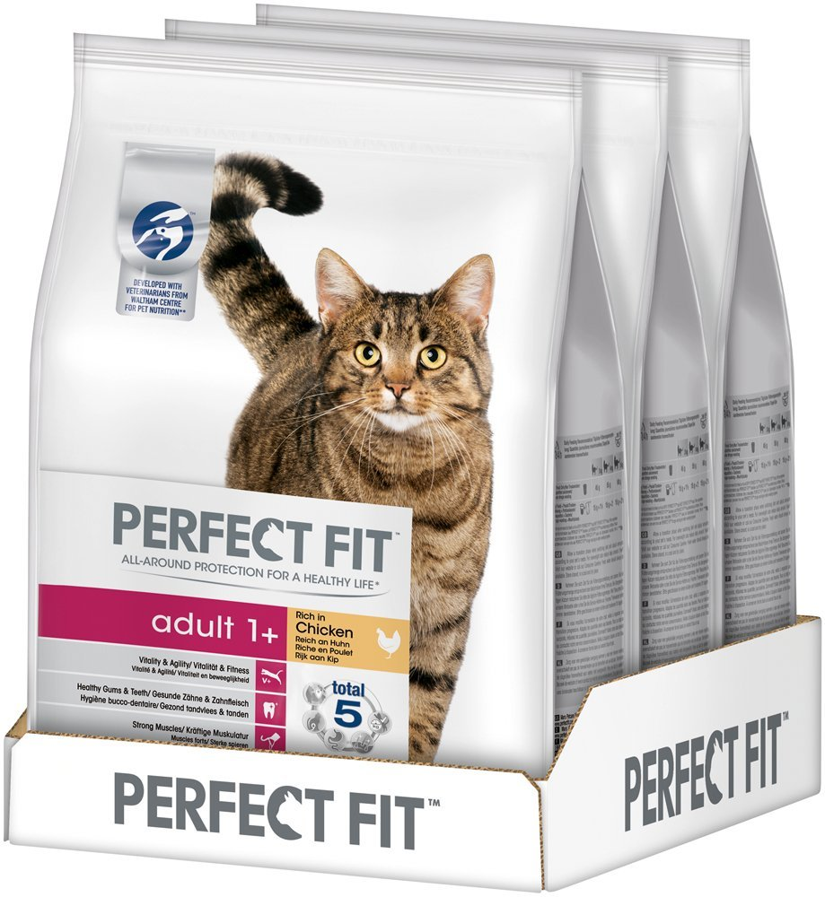 Perfect Fit Katzen Trockenfutter amazon
