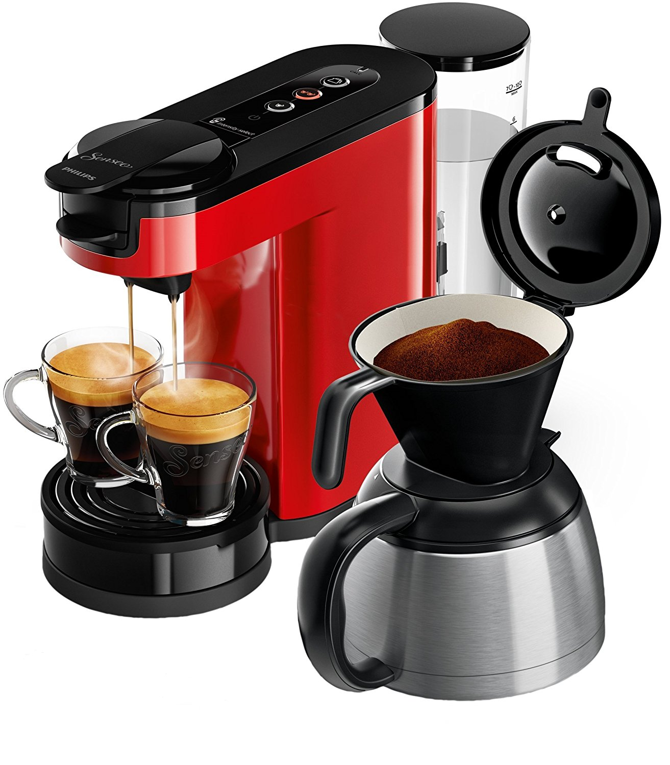Philips Senseo Switch Kaffeemaschine amazon