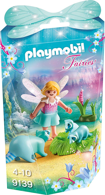Playmobil Feenfreunde Waschbären amazon