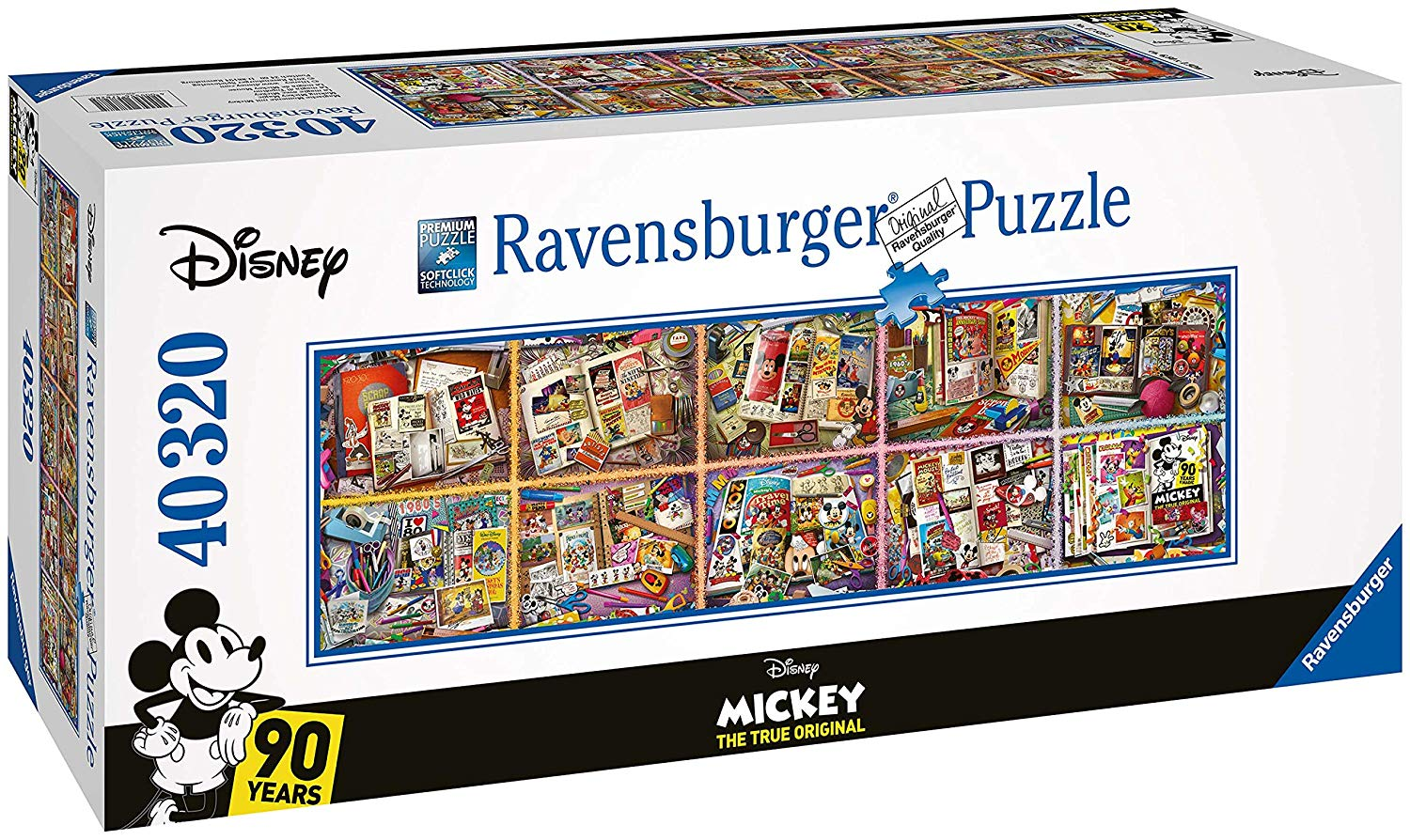 Ravensburger Puzzle Mickey amazon