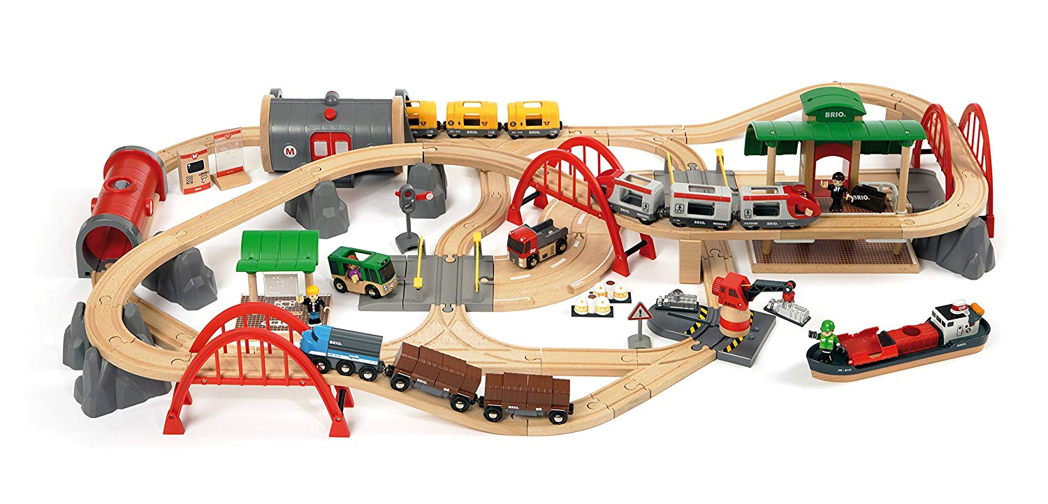 Brio Eisenbahn Set amazon