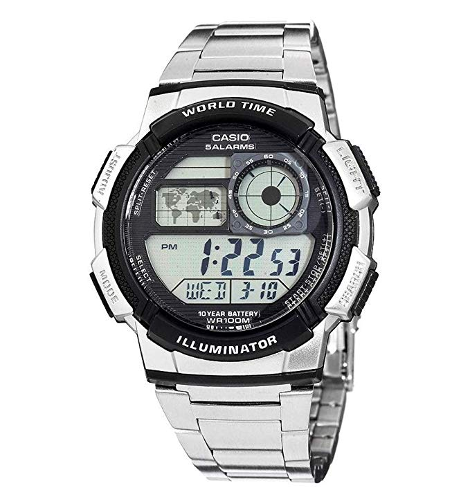 Casio Armbanduhr amazon