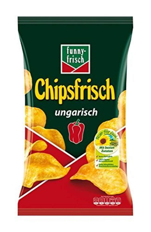 Chipsfrisch funny frisch ungarisch Chips amazon